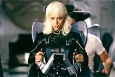 Halle Berry as Storm in 20th Century Fox's X2: X-Men United - 2003