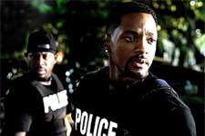 Martin Lawrence and Will Smith in Columbia's Bad Boys II - 2003