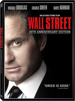 Blackfilm Com Contest Wall Street 20th Anniversary