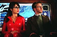 March 2004 Blackfilm Com Reviews Film Scooby Doo 2 Monsters Unleashed