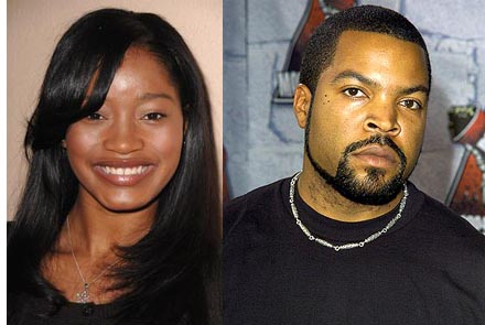 the comeback casting news keke palmer to play ice cube s daughter in    Ice Cube Daughter