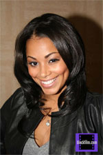 This Christmas Lauren London.November 2007 Blackfilm Com Features This Christmas