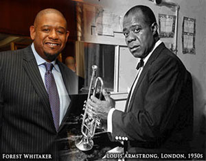 February 2010 Exclusive Interview With Forest Whitaker