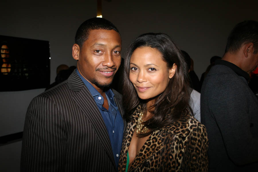 FCG -Khalil Kain and Thandie Newton - blackfilm.com/read ...