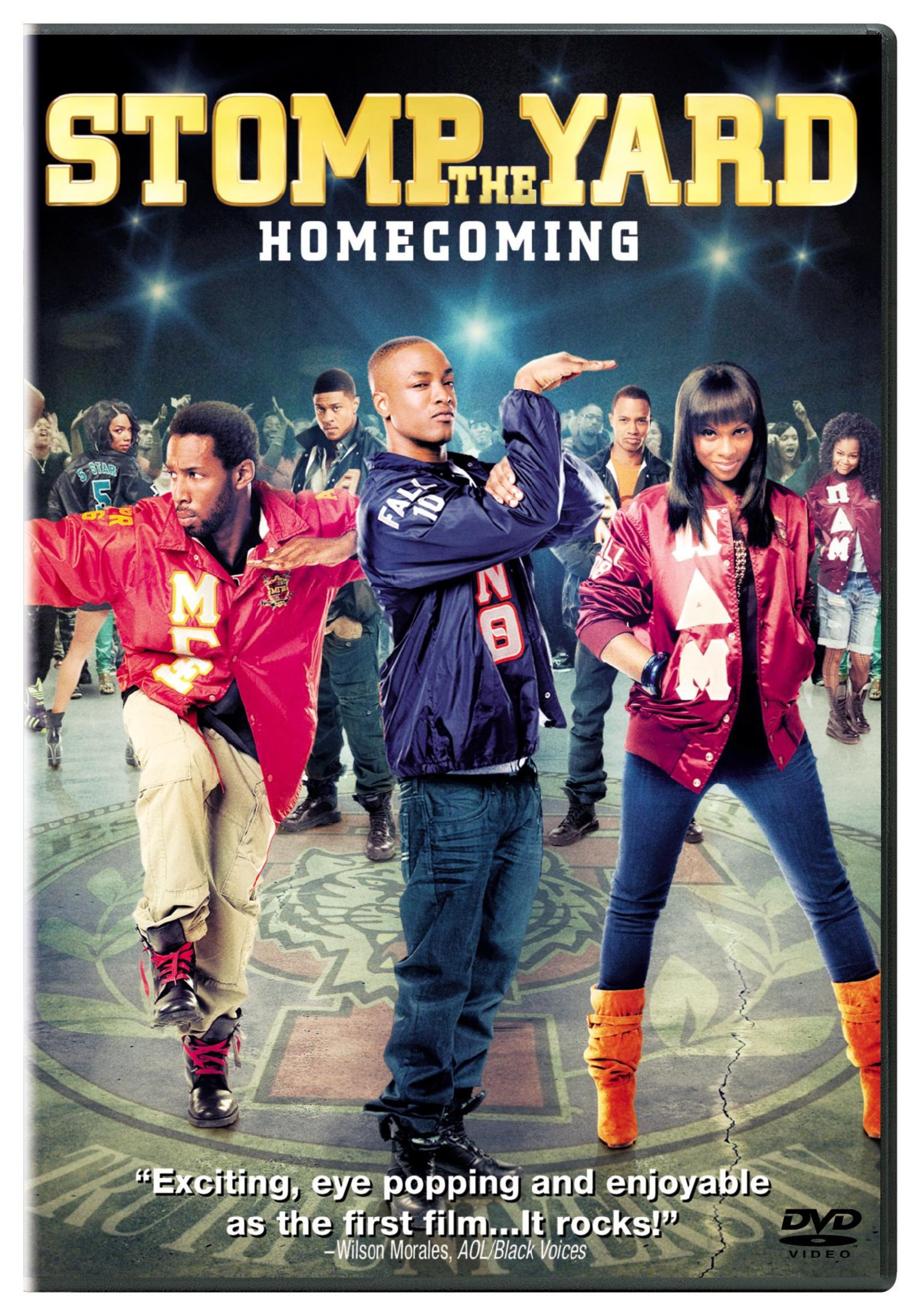 stomp the yard homecoming dvd blackfilmcomread