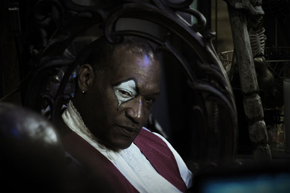 Tony Todd I m really proud of that and