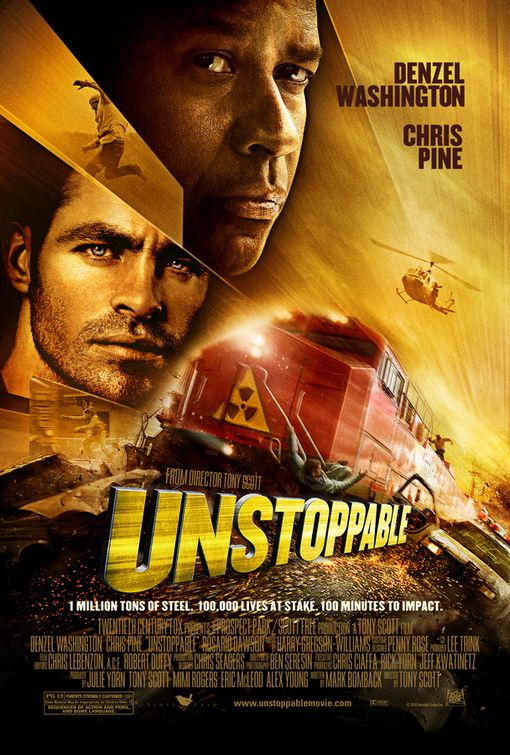 Unstoppable/ Denzel Washington and Rosario Dawson ...