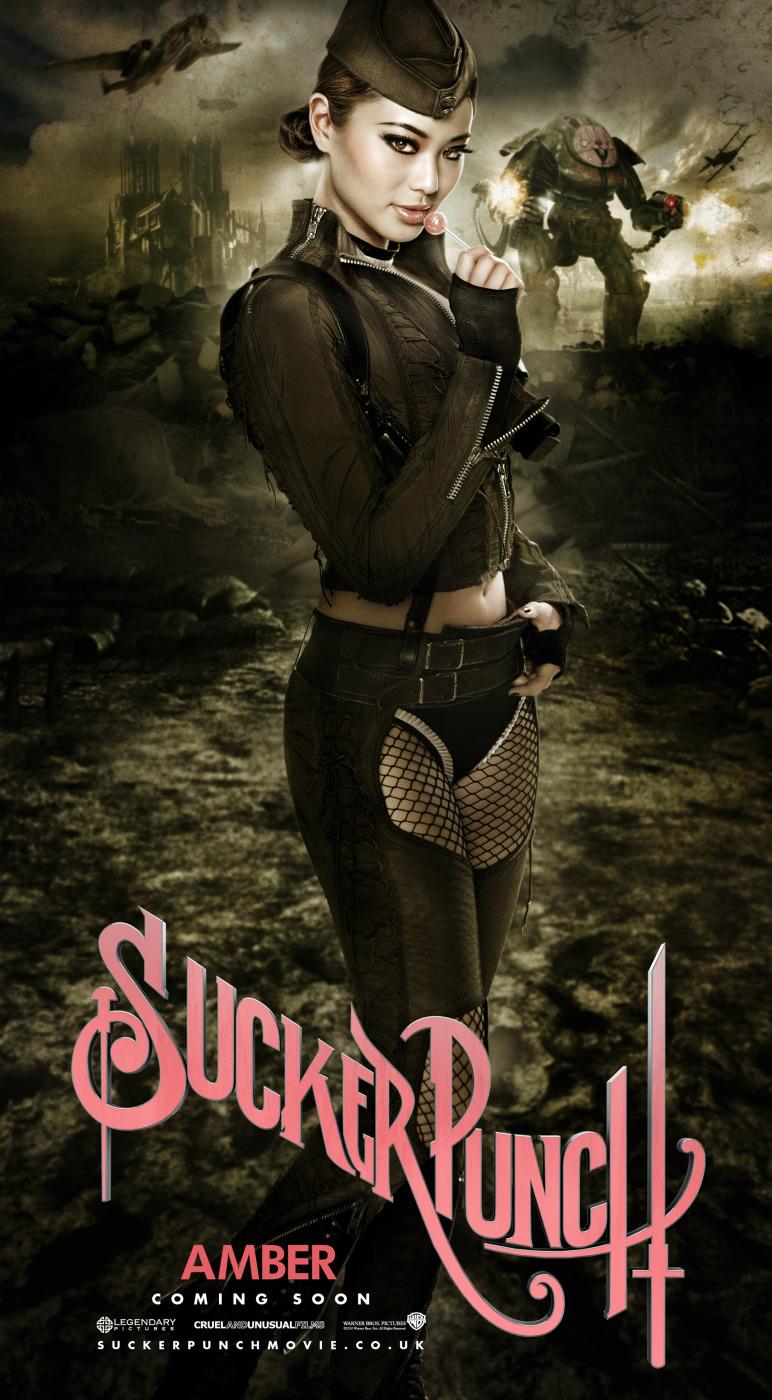sucker punch character poster 6 - blackfilm/read | blackfilm