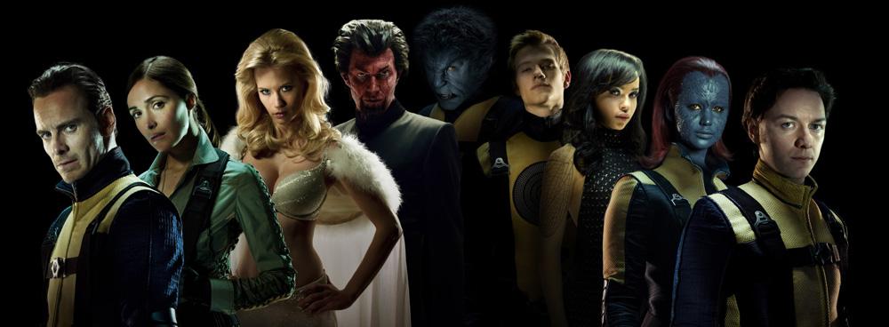 X-Men-First-Class-Characters - blackfilm.com/read ... X Men Characters