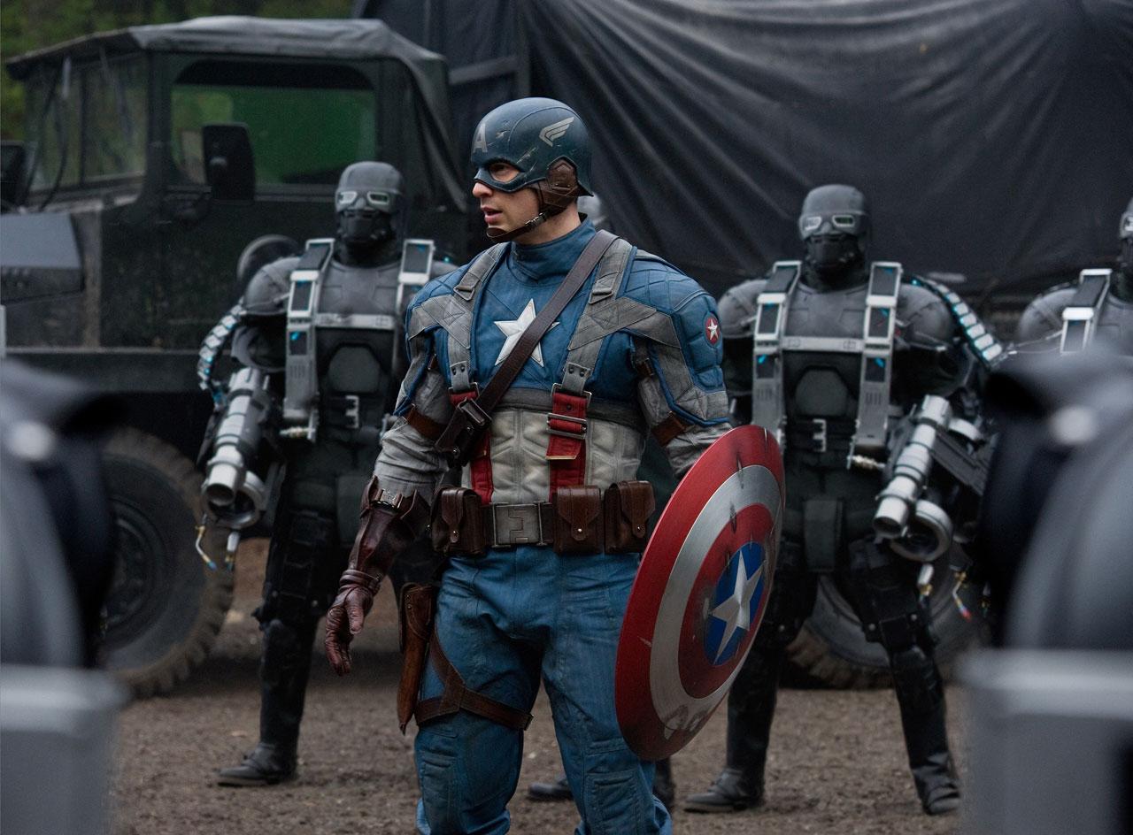 captain america first avenger - photo #14