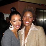 Sonequa Martin and Yolonda Ross