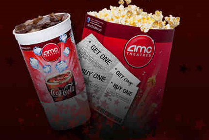 Amc Theaters Popcorn, Amc, Free Engine Image For User ...