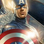 Avengers wallpaper 2 - Captain America