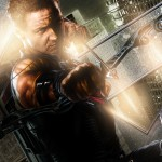 Avengers wallpaper 2 - Hawkeye
