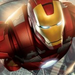 Avengers wallpaper 2 - Iron Man
