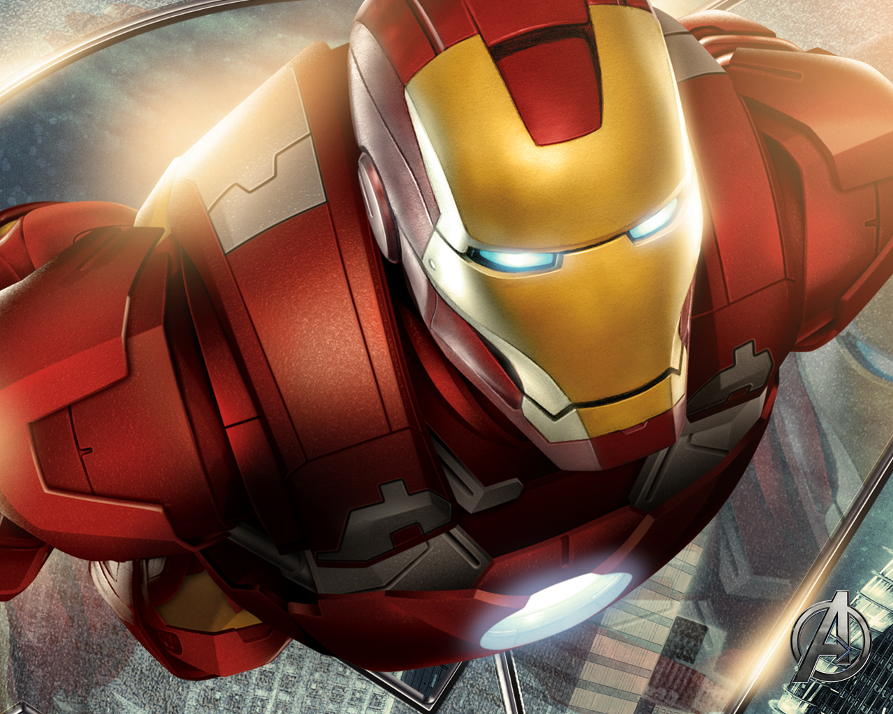 Avengers Wallpaper 2 Iron Man