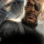 Avengers wallpaper 2 - Nick Fury