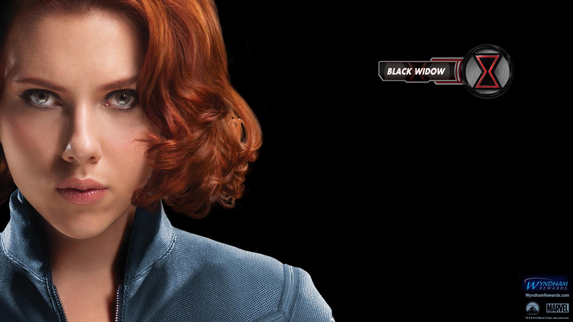Avengers wallpaper black widow - Natacha avenger ...