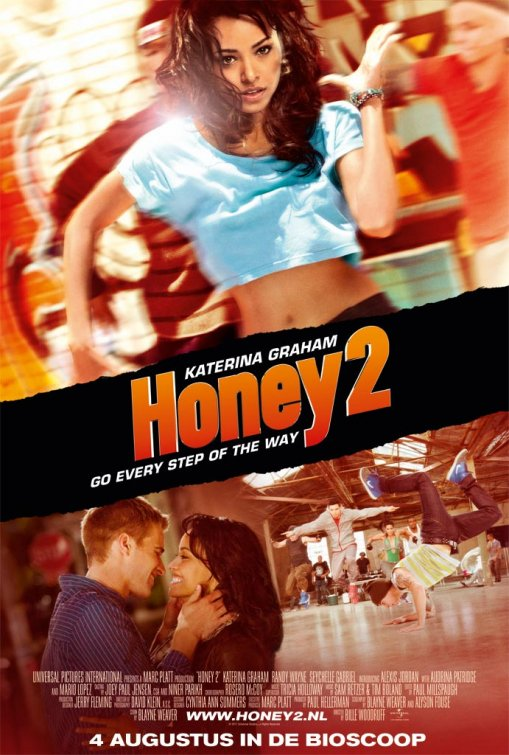 Honey 2 – Legendado 2011