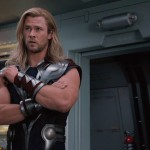 The Avengers - Chris Hemsworth