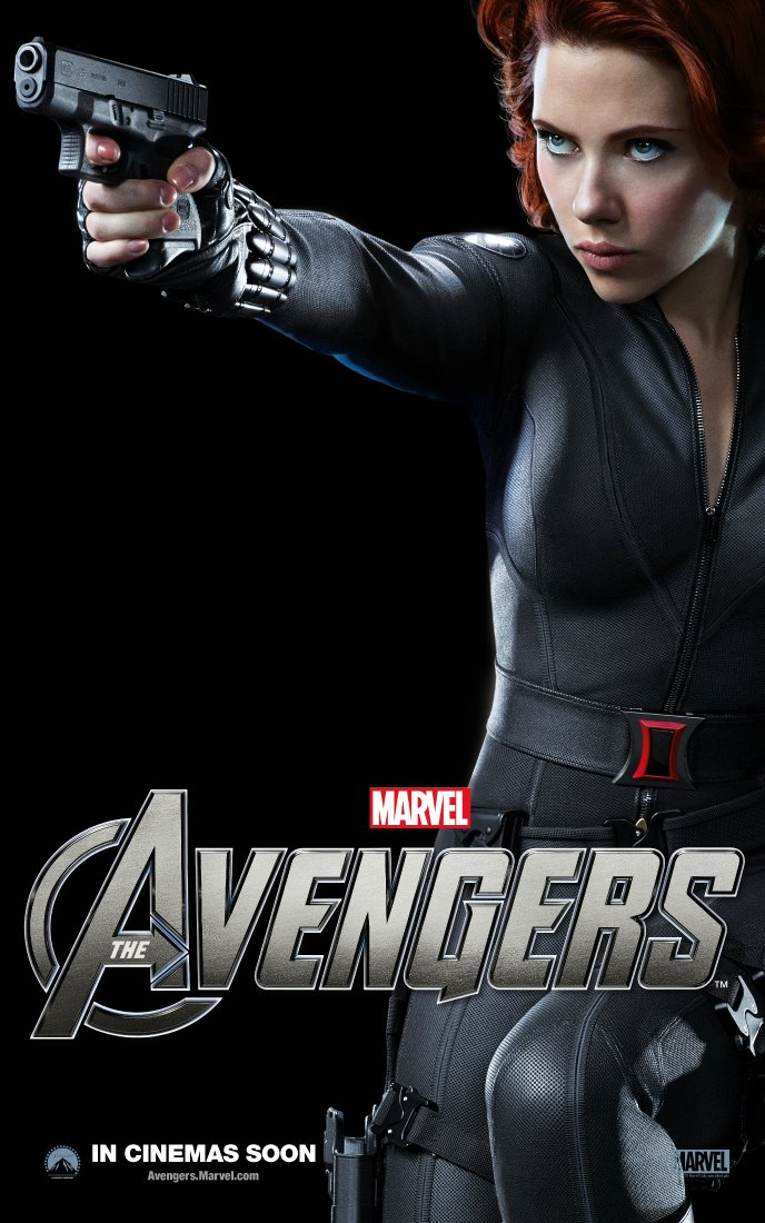Scarlett johansson black widow poster - photo#21