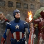 The Avengers Team Image