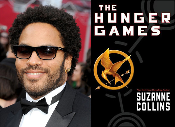 Lenny Kravitz: Cinna '-Ready to Make a Statement'- in '-Catching Fire ...