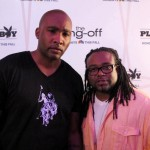 53 - 15th ABFF Dsyfunctional Friends producer Datari Turner and director Corey Grant