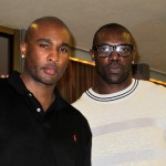 56 - Datari Turner and NFL player Terrell Owens