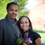 Craig Ross Jr. and Caryn Ward