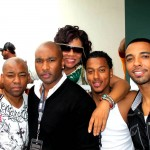 Dysfunctional Friends Premiere- Dennis Smith, Datari Turner, Jamie Foster Brown, Wesley Jonathan, Christian Keyes