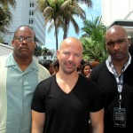 Dysfunctional Friends Premiere - Producers Greg Carter, Gordon Bijelonic, Datari Turner