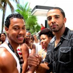 Dysfunctional Friends Premiere - Wesley Jonathan and Christian Keyes