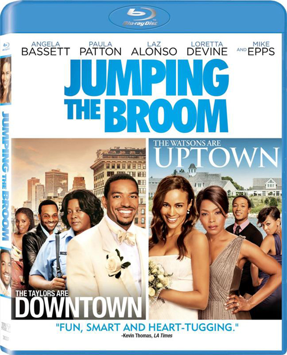 Jumping The Broom Blu-ray/ Laz Alonzo - blackfilm.com/read ...