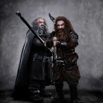 The Hobbit - John Callen as Oin and Peter Hambleton as Gloin