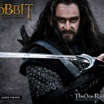The Hobbit - Richard Armitage as Thorin Oakenshield