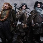 The Hobbit - Stephen Hunter as Bombur, James Nesbitt as Bofur and William Kircher as Bifur
