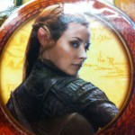 The Hobbitt - Evangeline Lilly as Tauriel