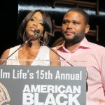 ABFF Honors Ceremony 1 - Hosts Regina King and Anthony Anderson
