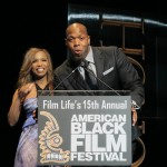 ABFF Honors Ceremony 25 - Elise Neal, Terrell Suggs