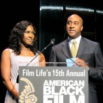 ABFF Honors Ceremony 29 - Terri J. Vaughn and Mark Pitts