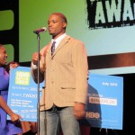 ABFF Honors Ceremony 3 - Ryan Coogler
