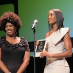 ABFF Honors Ceremony 37 - Yolanda Rodgers-Howsie and Osas Ighodaro