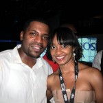 ABFF Honors Ceremony 56 - Mekhi Phifer and Kimberley Drummond