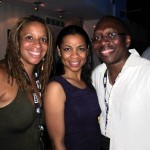 ABFF Honors Ceremony 64 - Yvette N. Harris, friend, Reggie Scott