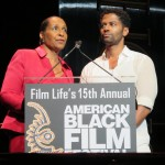 ABFF Honors Ceremony 7 - DeEtta West and Eric Benet