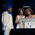 ABFF Honors Ceremony 9 - Mekhi Phifer, Debra Langford, Kendra Carter