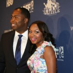 ABFF Honors - Chauncey Hamlett and Naturi Naughton