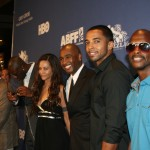 ABFF Honors - Dysfunctional Friends cast