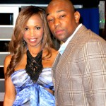 ABFF Honors - Elise Neal and Dennis Smith